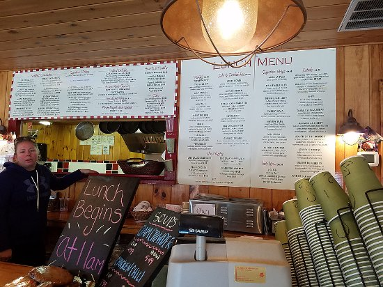 Pine Tree Farm Market and Cafe: Menu