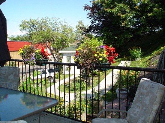 Jonquiere, แคนาดา: Jardin