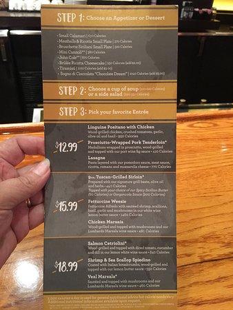 Washington Township, OH: Carrabba's Italian Grill