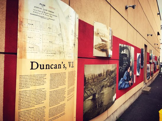 Duncan, Canadá: The place is interesting .