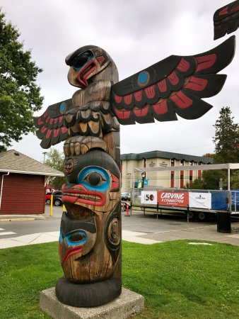 Duncan Totem Poles: The place is interesting .