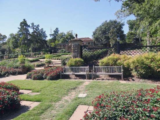 In the park picture of fort worth botanic garden fort worth tripadvisor for Fort worth botanical gardens hours