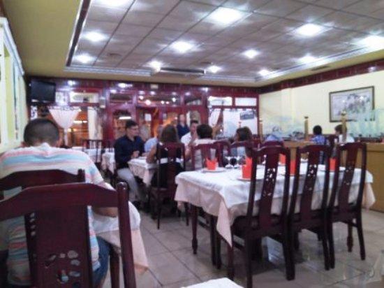 Alcúdia, España: Interior restaurante