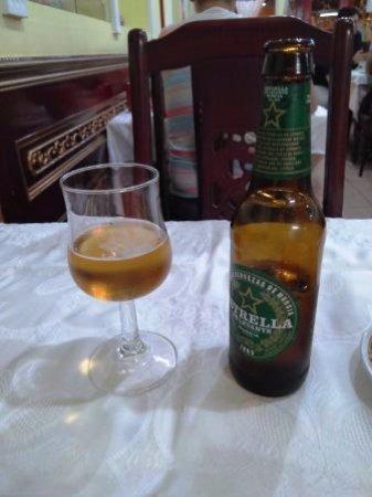 Alcúdia, España: Cerveza