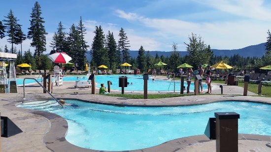 Cle Elum, Вашингтон: Awesome pools!!