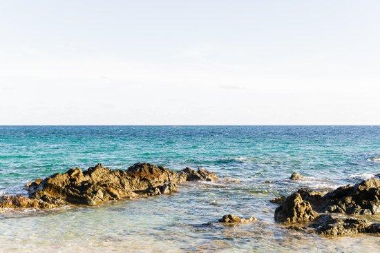 South Coast, St. Thomas: Beautiful Limetree Beach