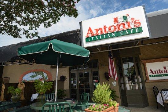 antoni s italian cafe lafayette restaurant reviews photos rh tripadvisor com