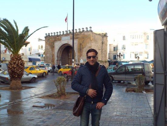 Puerta de Francia o Bab El Bhar