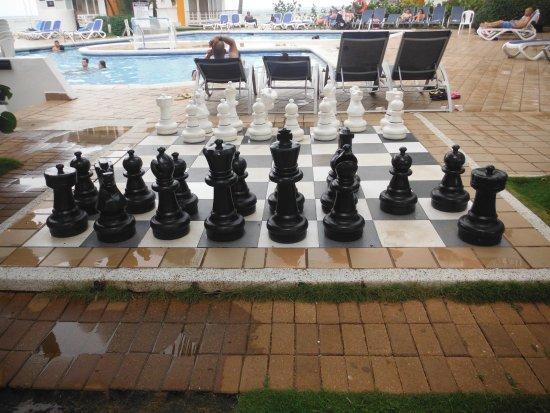 Decameron Aquarium : ajedrez
