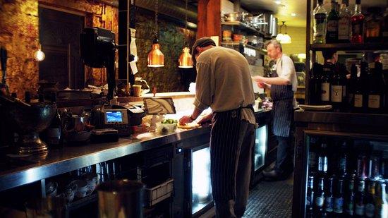 Moat Restaurant Melbourne