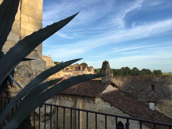 Hostellerie de Plaisance : View from Couryard