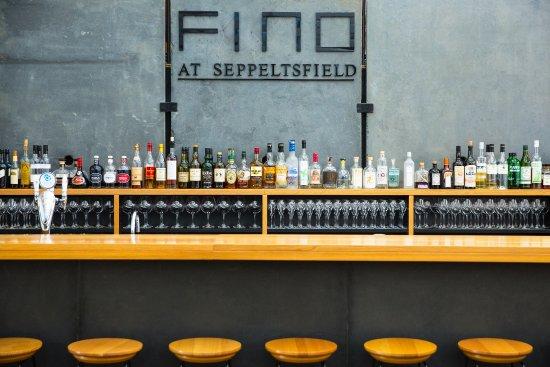 Seppeltsfield, Australia: FINO bar