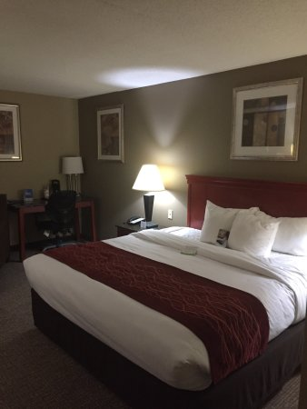 Greencastle, PA: Comfort Inn