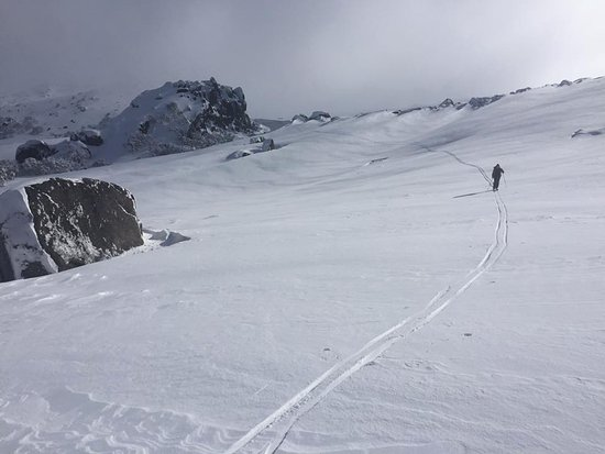 Wilderness Sports: Ski Touring