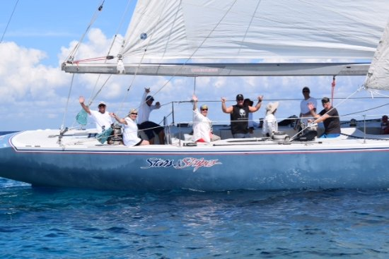 America's Cup Yacht Racing: Just an incredible experience!