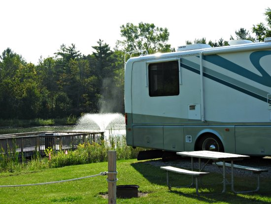 Caledonia, WI: Our home for a couple days