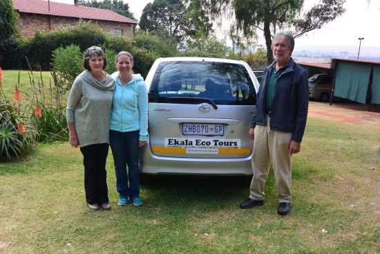 Ekala Eco Tours: The Davis Family