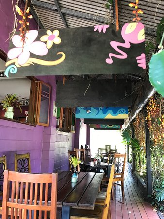 Bingil Bay Cafe : Cool cafe with great food and drinks