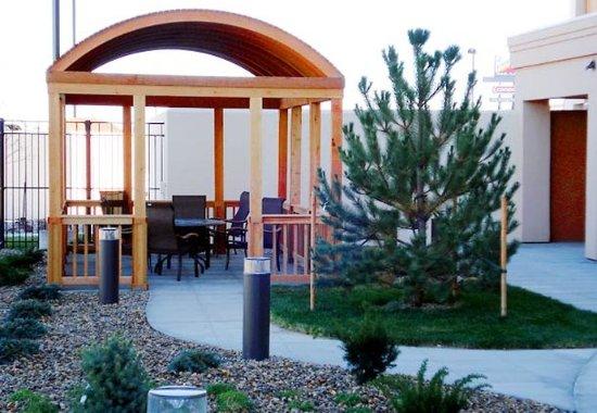 Casper, WY: Courtyard