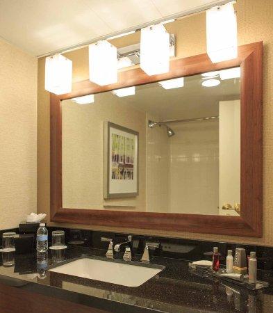Charleston, Virgínia Ocidental: Suite Guest Bathroom