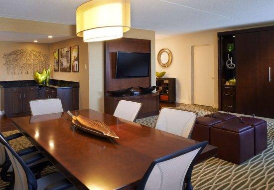 Charleston, Virgínia Ocidental: Hospitality Suite