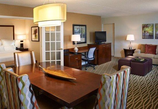 Charleston, Virgínia Ocidental: One-Bedroom Suite