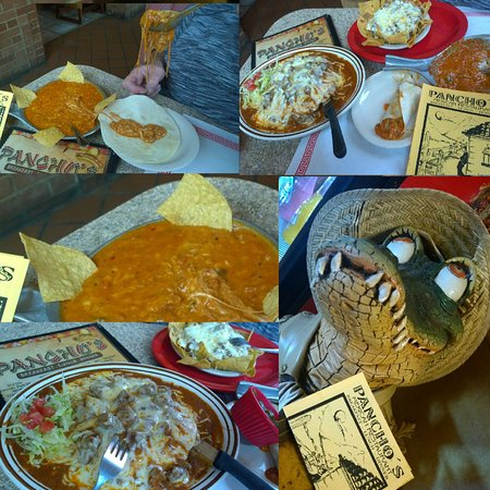 สวนลิงคอล์น, มิชิแกน: Mexican Sandwich and Queso Flambo
