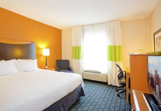 New Stanton, Pensilvania: King Guest Room