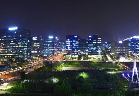 Seongnam, South Korea: Exterior