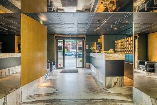 Schaerbeek, Βέλγιο: Lobby