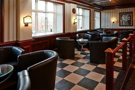 Naestved, Dinamarca: Restaurant