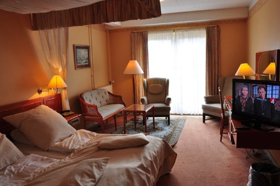 Menstrup, Denmark: Guest room