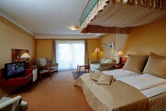 Menstrup, Дания: Guest room