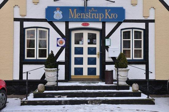 Menstrup, Дания: Exterior