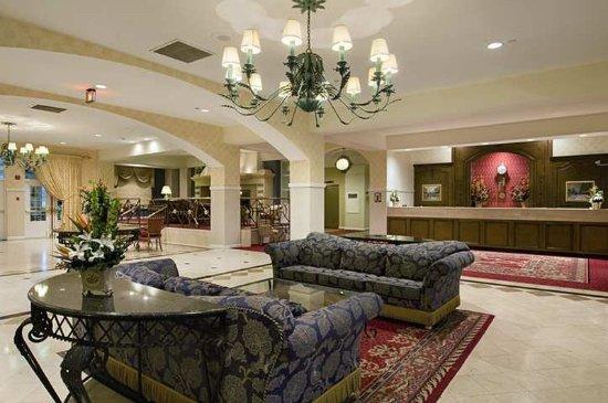 Pearl River, État de New York : Lobby