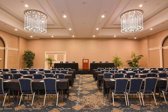Event Space Picture Of Hilton Palm Beach Airport West Palm Beach Tripadvisor