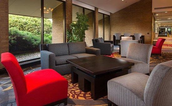 โรงแรมฮิลตัน นอร์ทบรู๊ค: Ballroom Prefunction Area