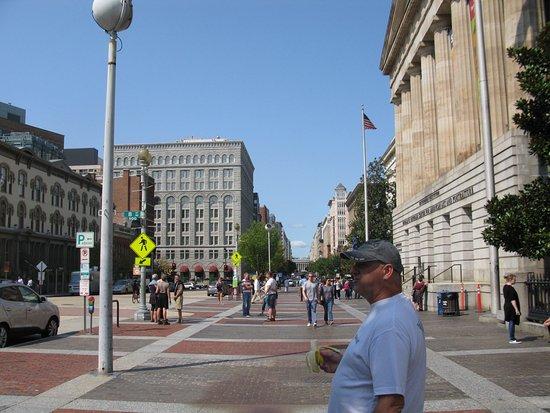 Photo of International Spy Museum in Washington, DC, US