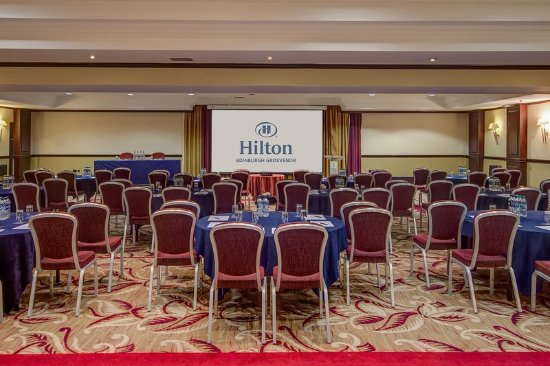 Hilton Edinburgh Grosvenor: Roseberry Meeting Room