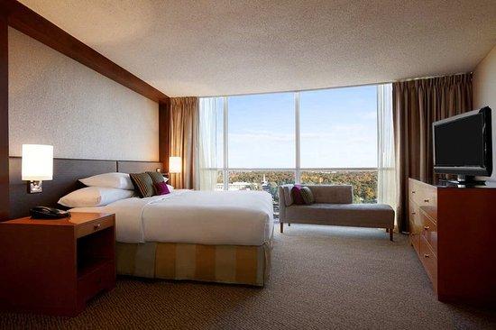 Presidential Suite Bedroom Picture Of Hilton Memphis Memphis Tripadvisor
