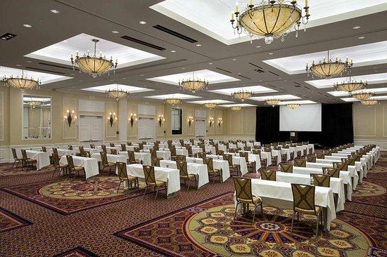 The Skirvin Hilton Oklahoma City: Grand Ballroom
