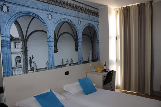 B&B Hotel Firenze City Center: Apartamento