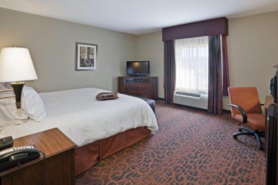 Matamoras, Pensilvania: King Standard Room
