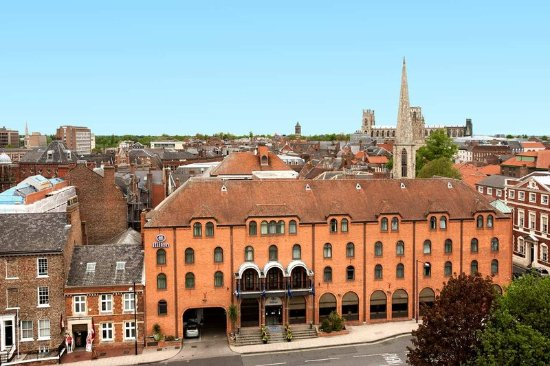 The Grand Hotel And Spa York