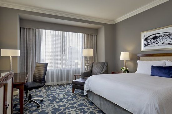 Loews New Orleans Hotel: Deluxe King
