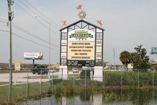 Hampton Inn & Suites Orlando - South Lake Buena Vista: Osceola Heritage Park