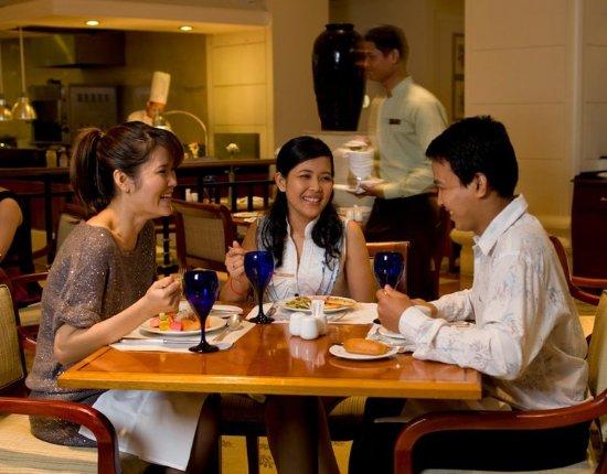 InterContinental Phnom Penh: Restaurant