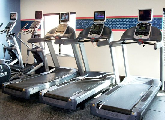 Manteca, CA: Fitness Center
