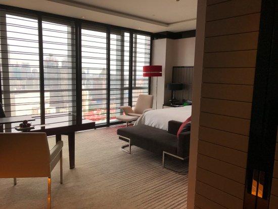 Four Seasons Hotel Shanghai at Pudong Foto