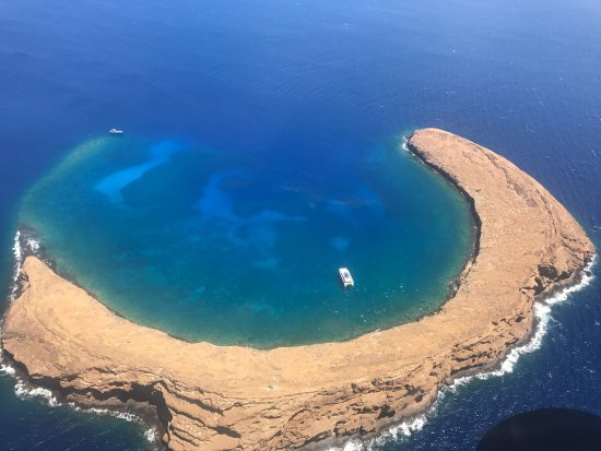 Paia, Hawái: Cratère de Moloki